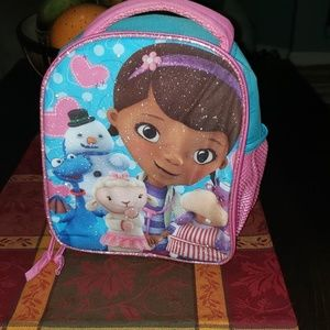 Doc Mcstuffins Insulated Lynch Box Tote